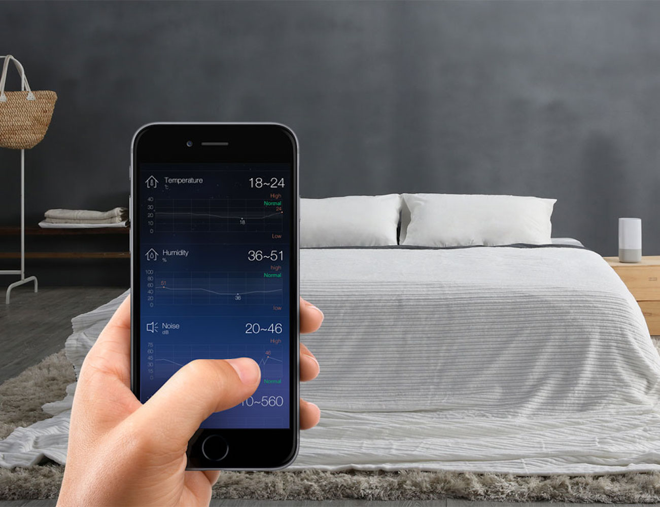Nox Smart Sleep Light From Sleepace