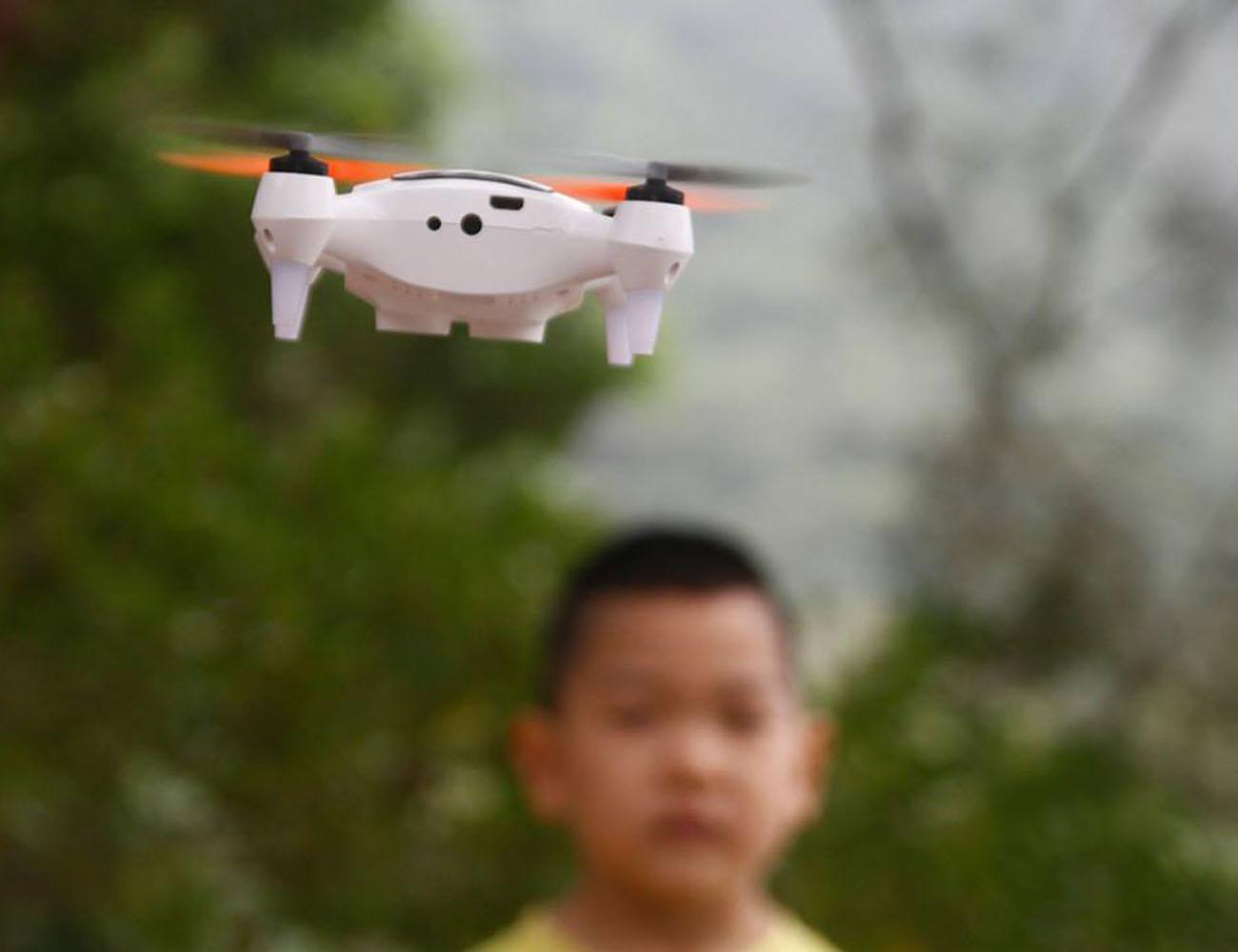 ONAGOfly – The Smart Nano Drone