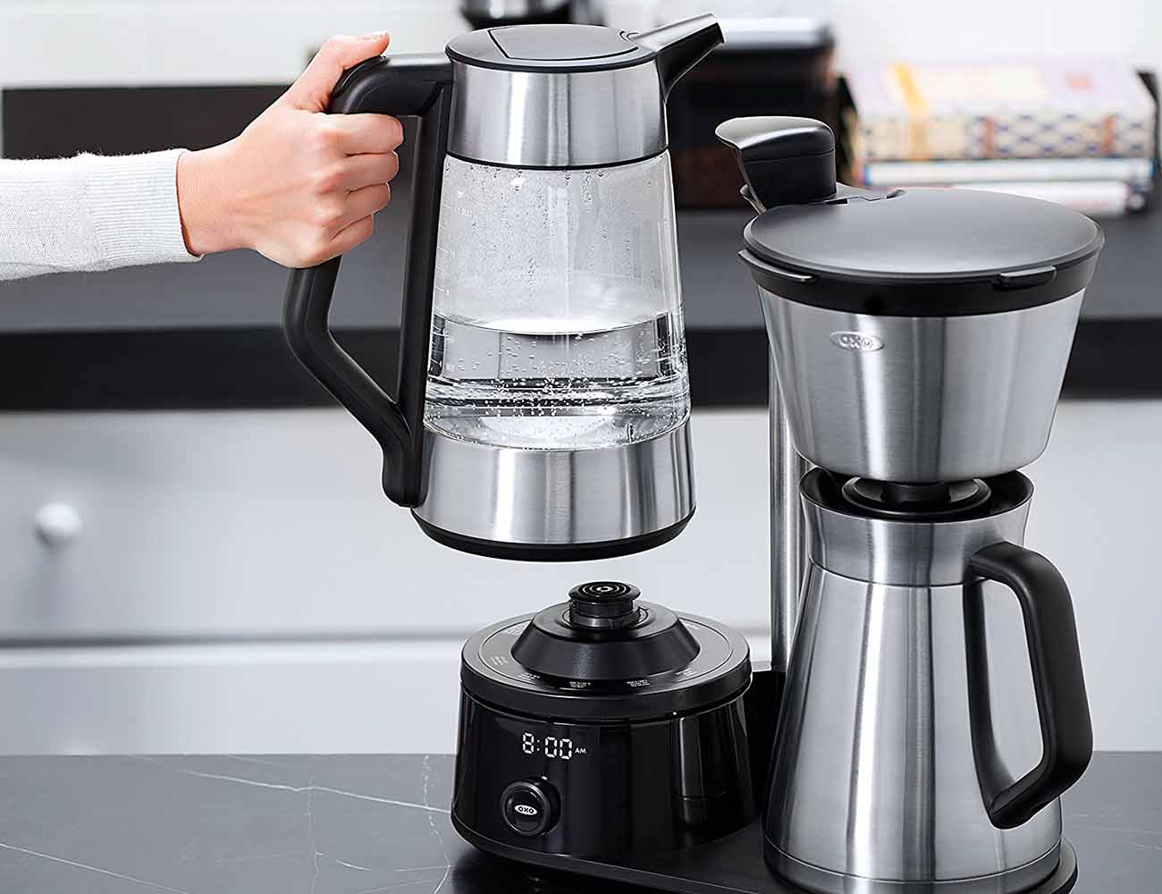 OXO On 12 Cup Coffee Brewing System