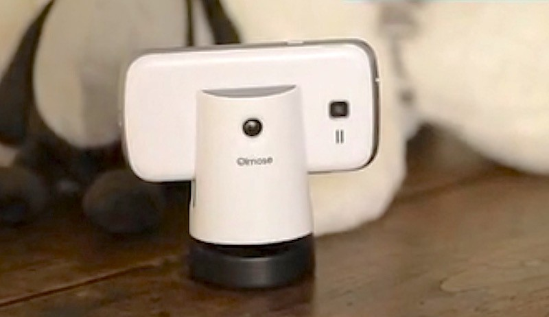 Olmose Turns Your Old Phone into a Home Security Guard