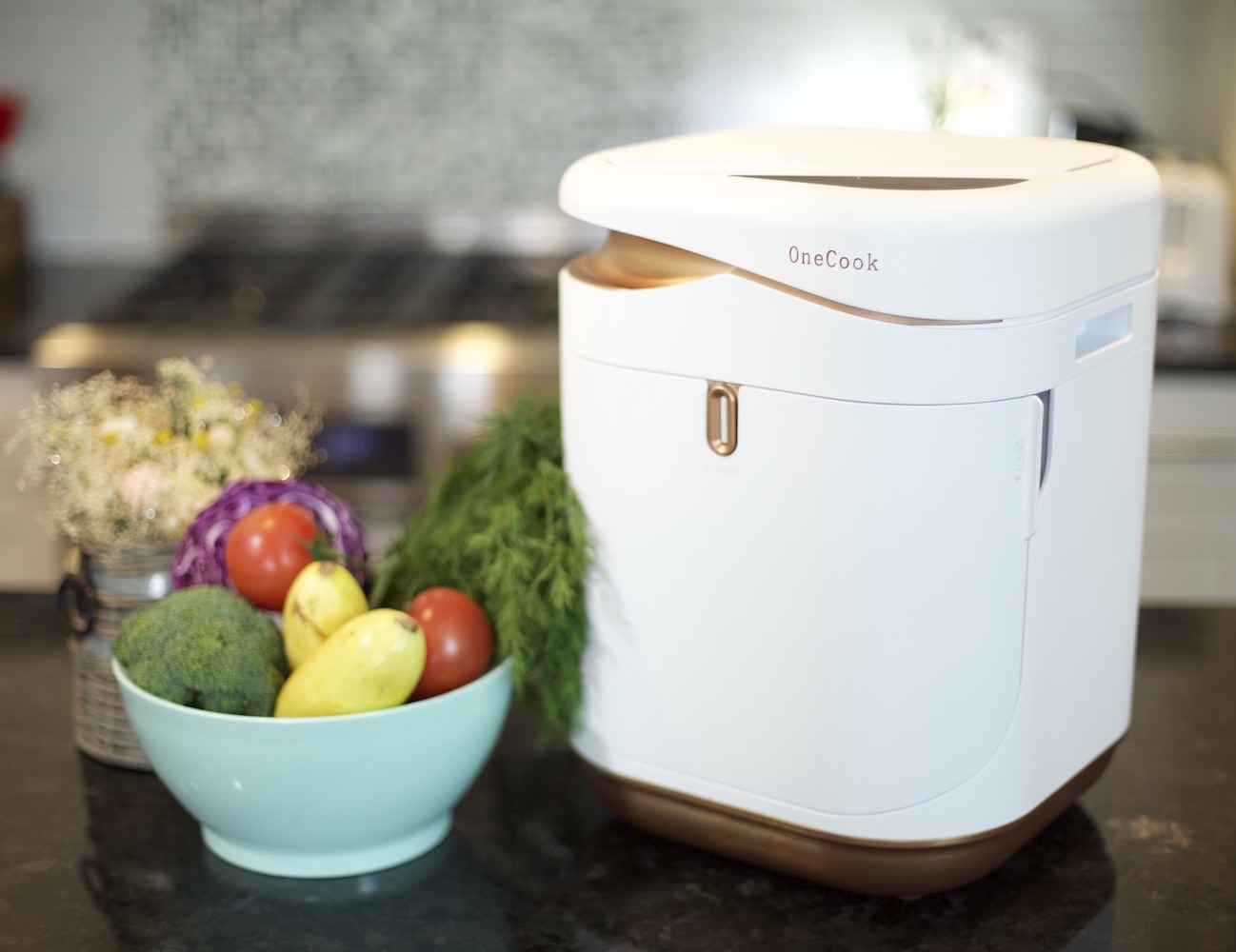 OneCook – The Robotic Private Chef to Free Your Cooking Time