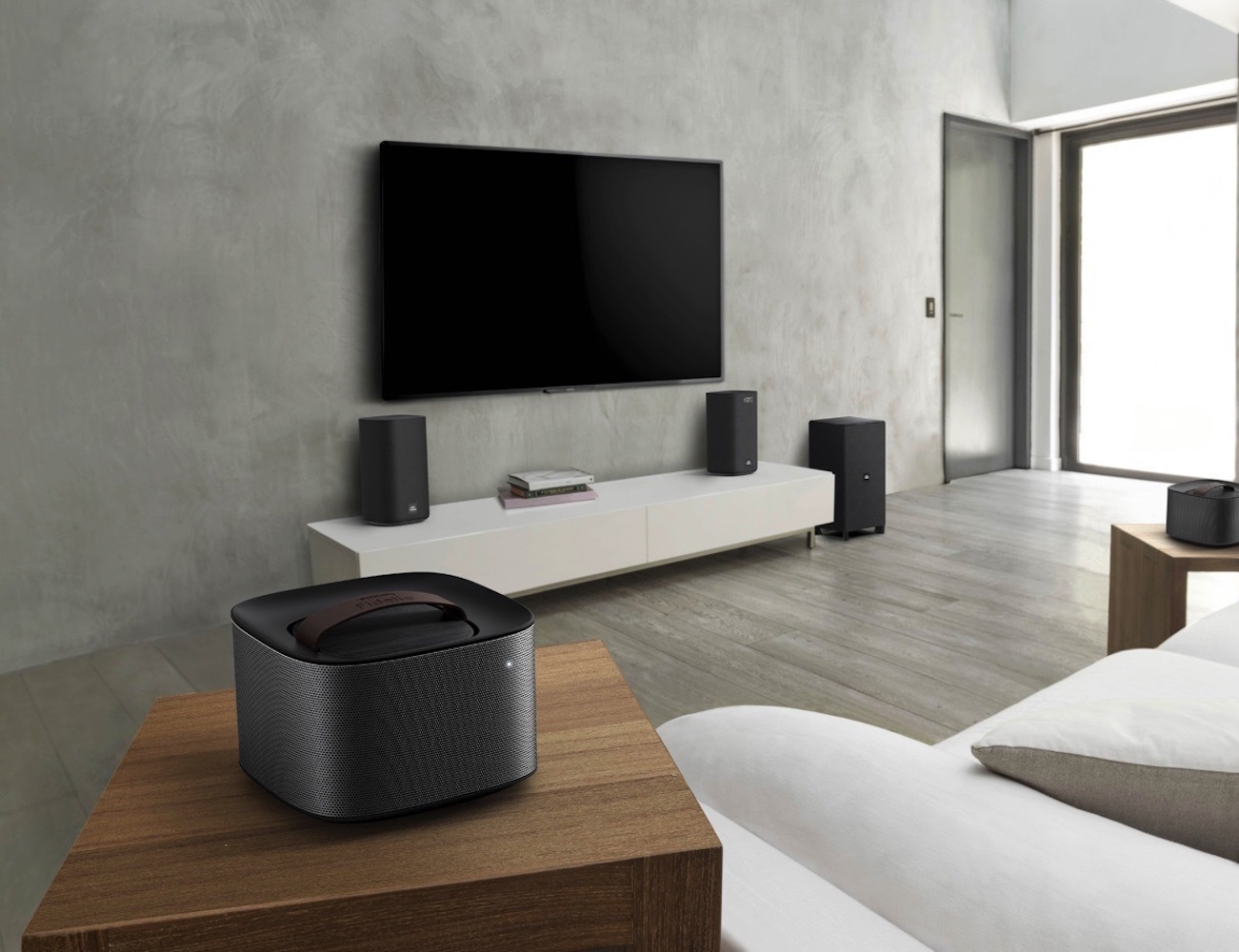 Philips Fidelio E6 Wireless Speakers