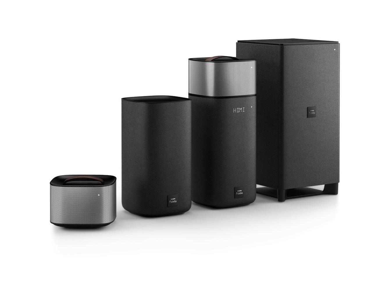 Philips Fidelio E6 Wireless Speakers
