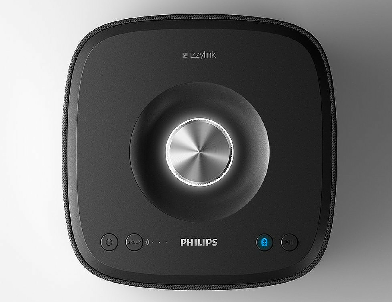 philips izzy multi room audio system gadget flow. Black Bedroom Furniture Sets. Home Design Ideas