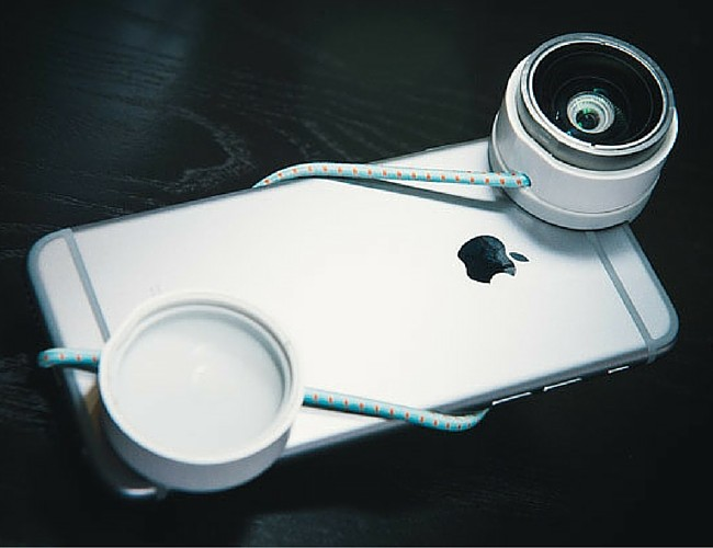 Photojojo Iris Lens Fisheye for iPhone