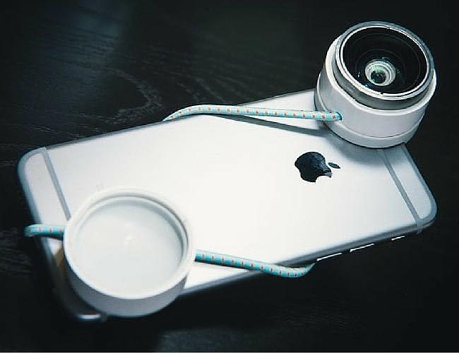 Photojojo Iris Lens Fisheye for iPhone