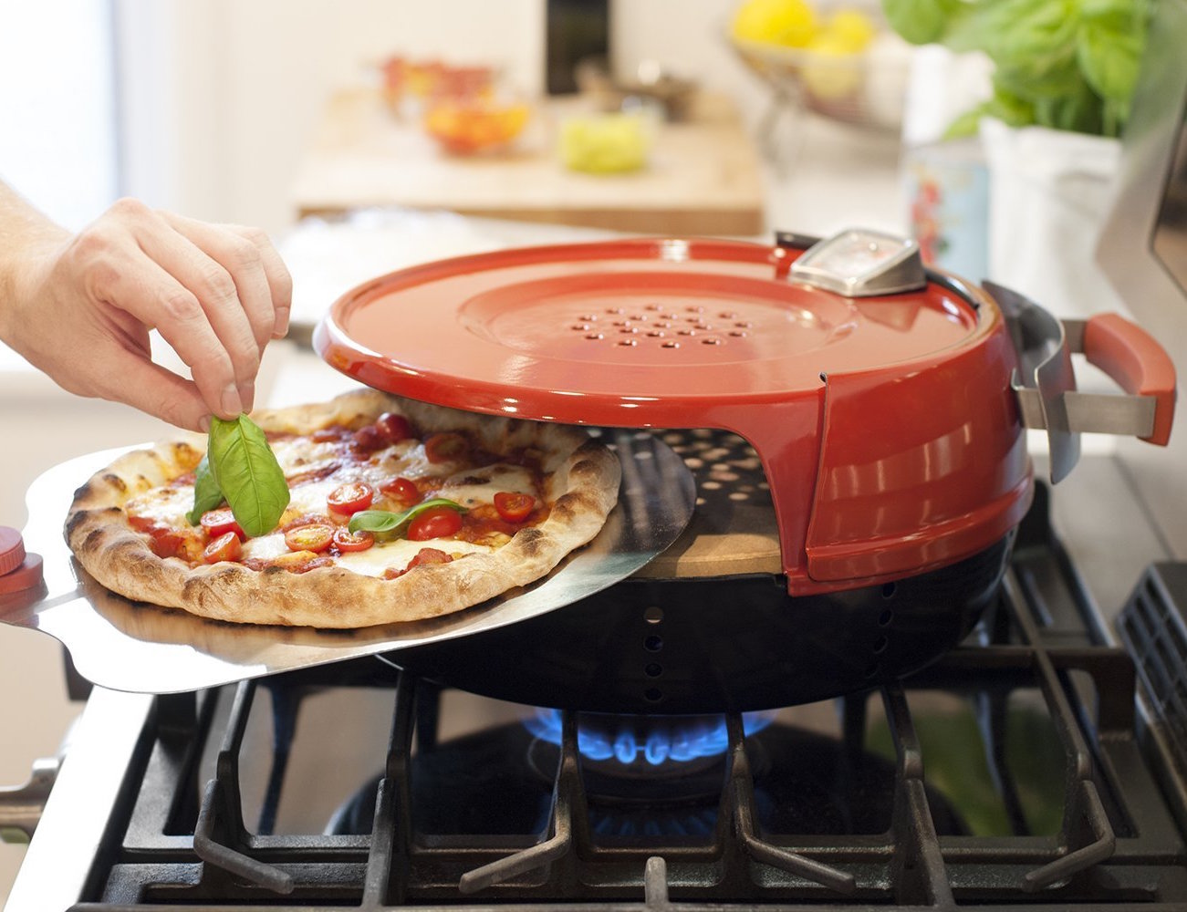Pizzeria Pronto Stovetop Oven by Pizzacraft