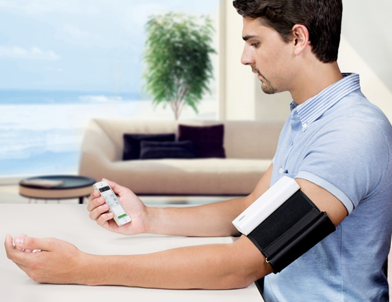 QardioArm Blood Pressure Monitor