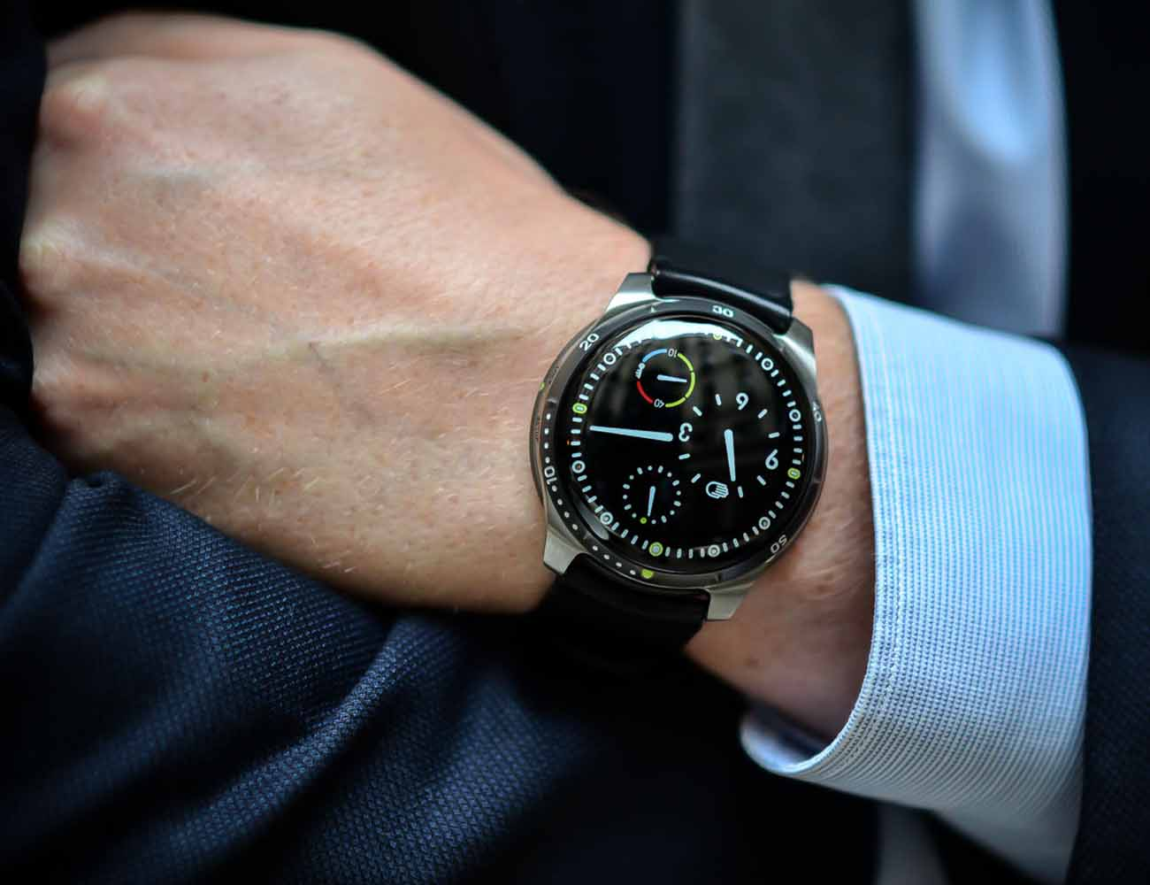 Ressence Type-5 Mechanical Diving Watch