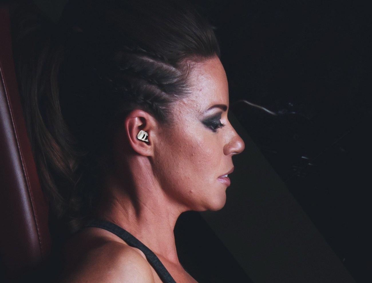 Rowkin Mini Sports Bluetooth Earbud – 24K Gold Edition
