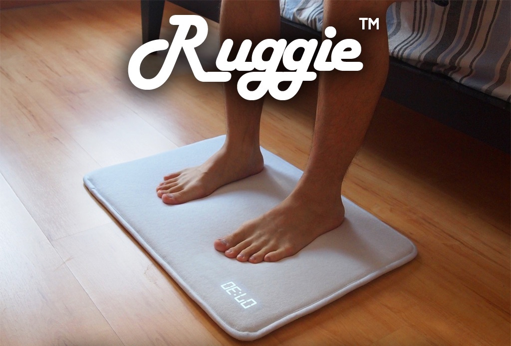 Ruggie – The World's Most Effective Alarm Clock