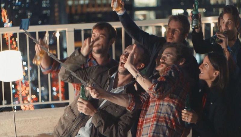Stikbox group selfie