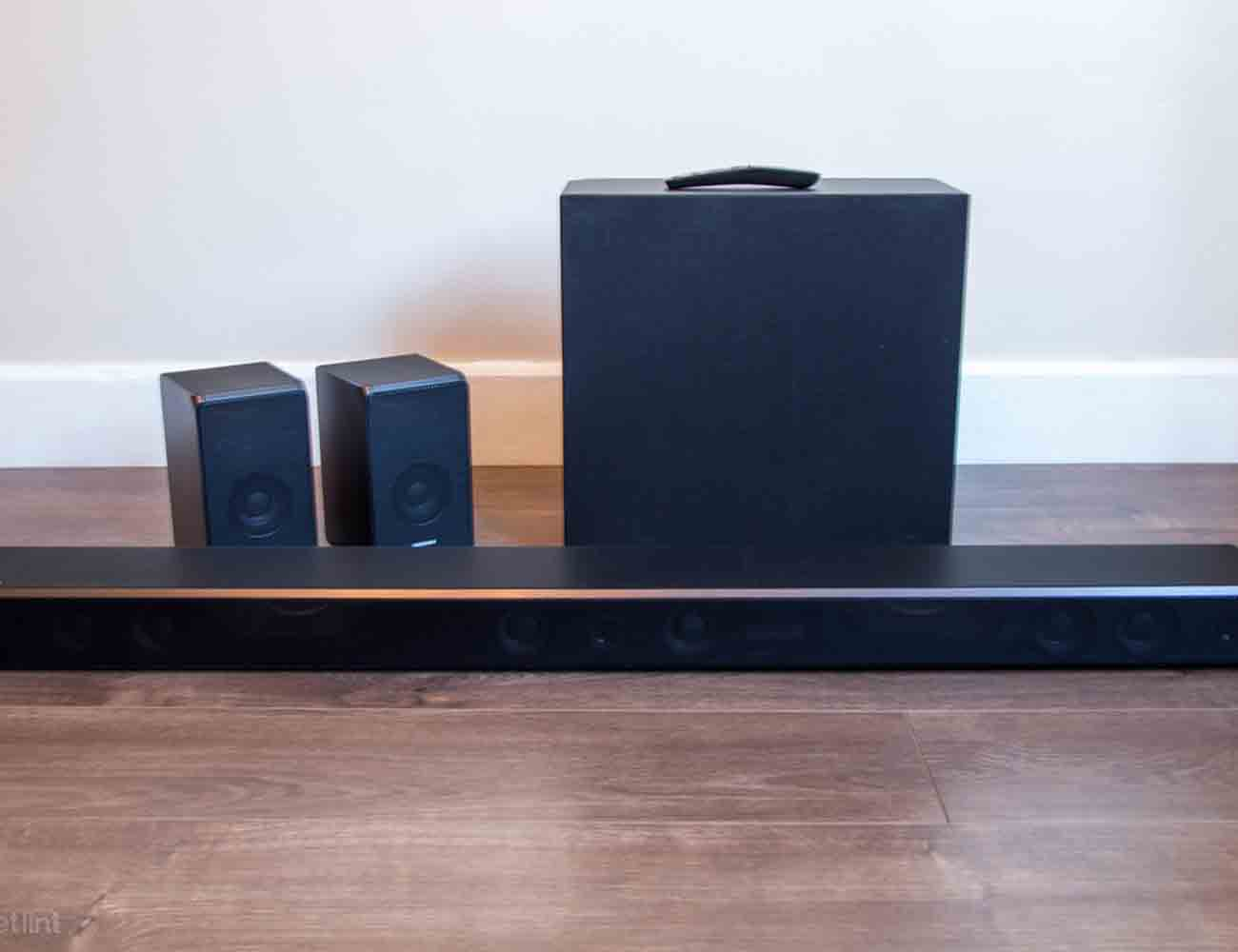 Samsung Dolby Atmos Soundbar System
