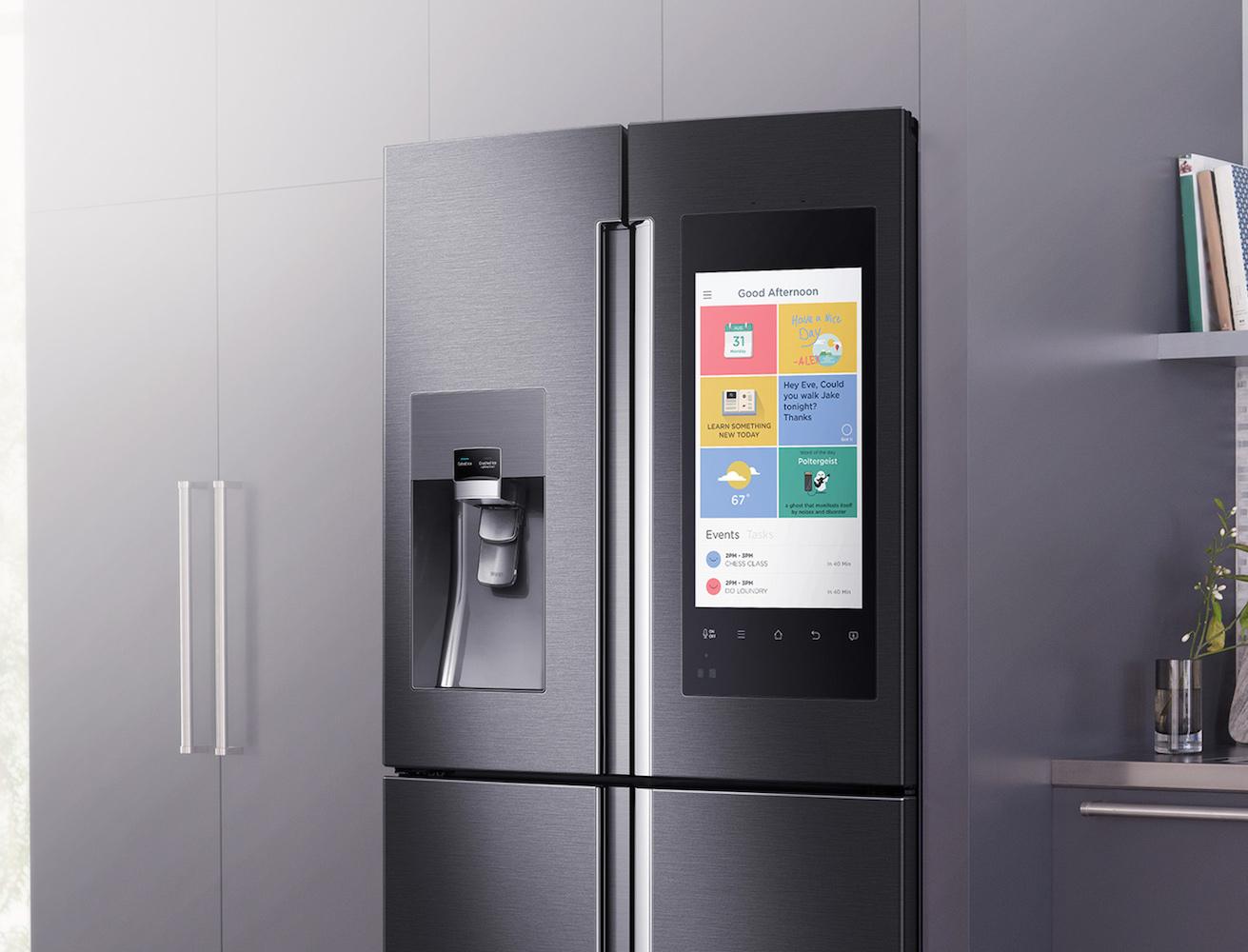 Samsung+Family+Hub+Smart+Fridge