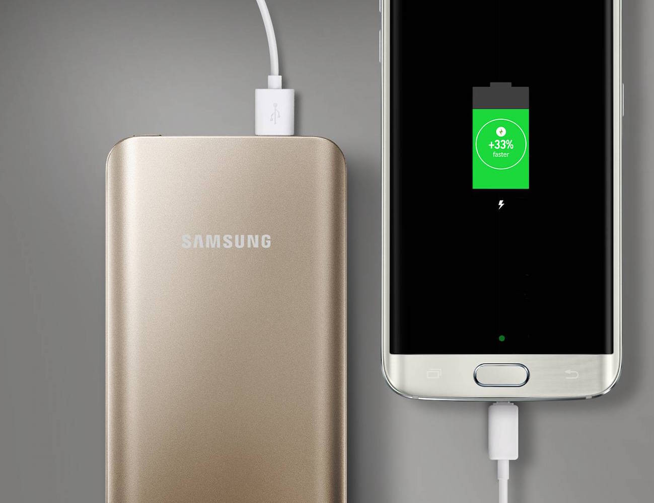 Samsung Fast Charge 5200 mAh Battery Pack