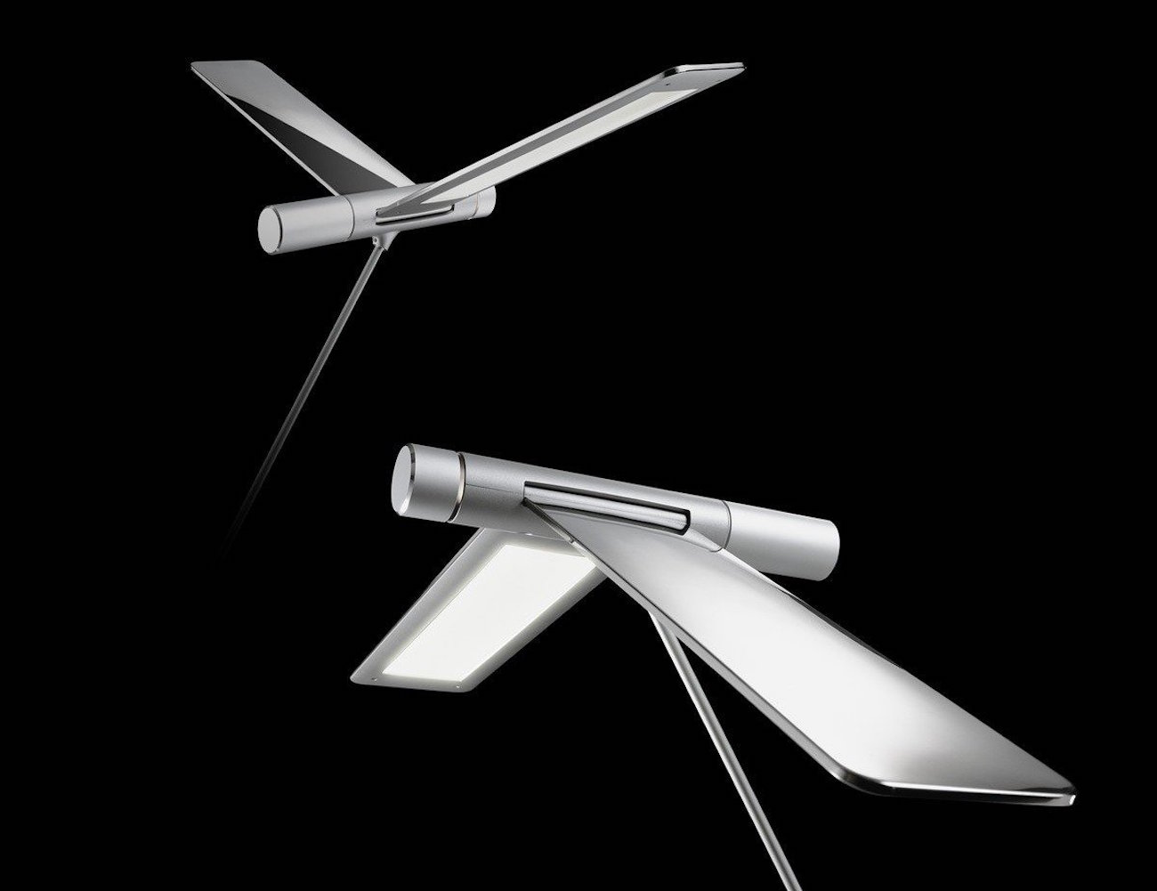 Seagull LED Desk Lamp by QisDesign
