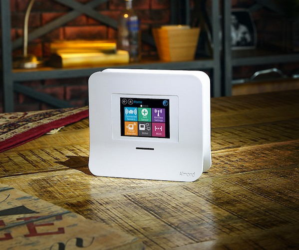 Securifi Almond 3 Router and Security Alarm