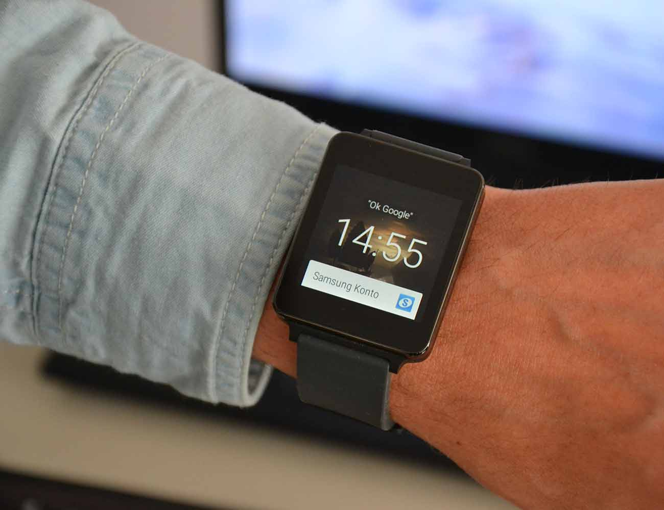 Smartwatch Charging Dock by manugoo