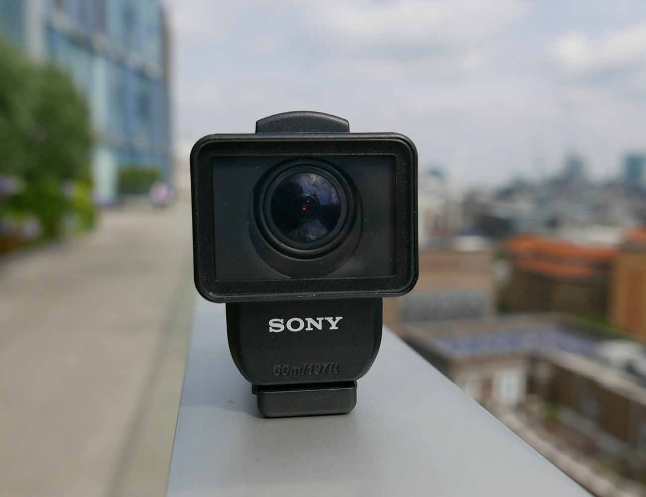 sony hdras50 b full hd action cam gadget flow. Black Bedroom Furniture Sets. Home Design Ideas