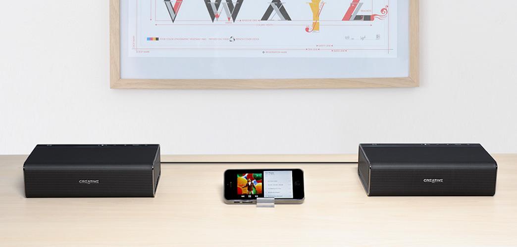 Sound Blaster Roar Pro Bluetooth Speaker by Creative
