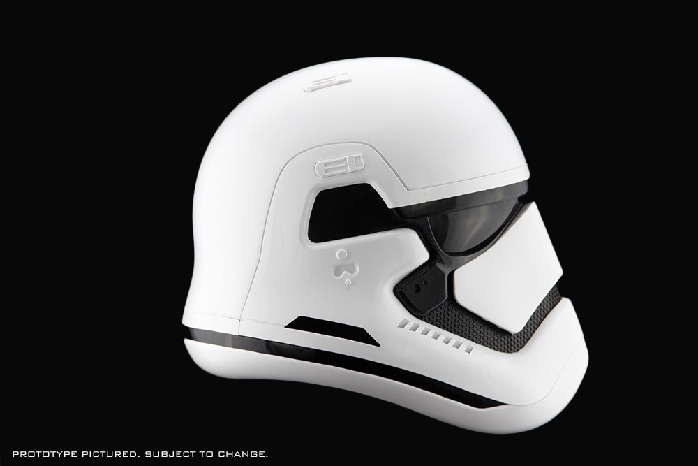 Star Wars – The Force Awakens Stormtrooper Helmet