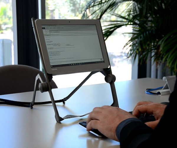 Tabble – The Ultimate Hands Free Tablet Experience