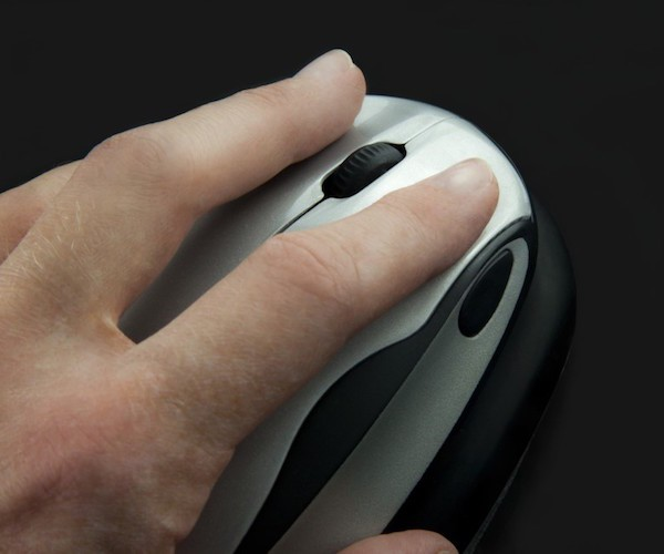 Tesseract – The Immersive 6-Axis Computer Mouse and Controller