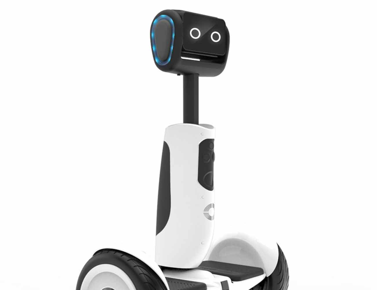 The New Segway Robot by Ninebot - Personal Mobility Gone