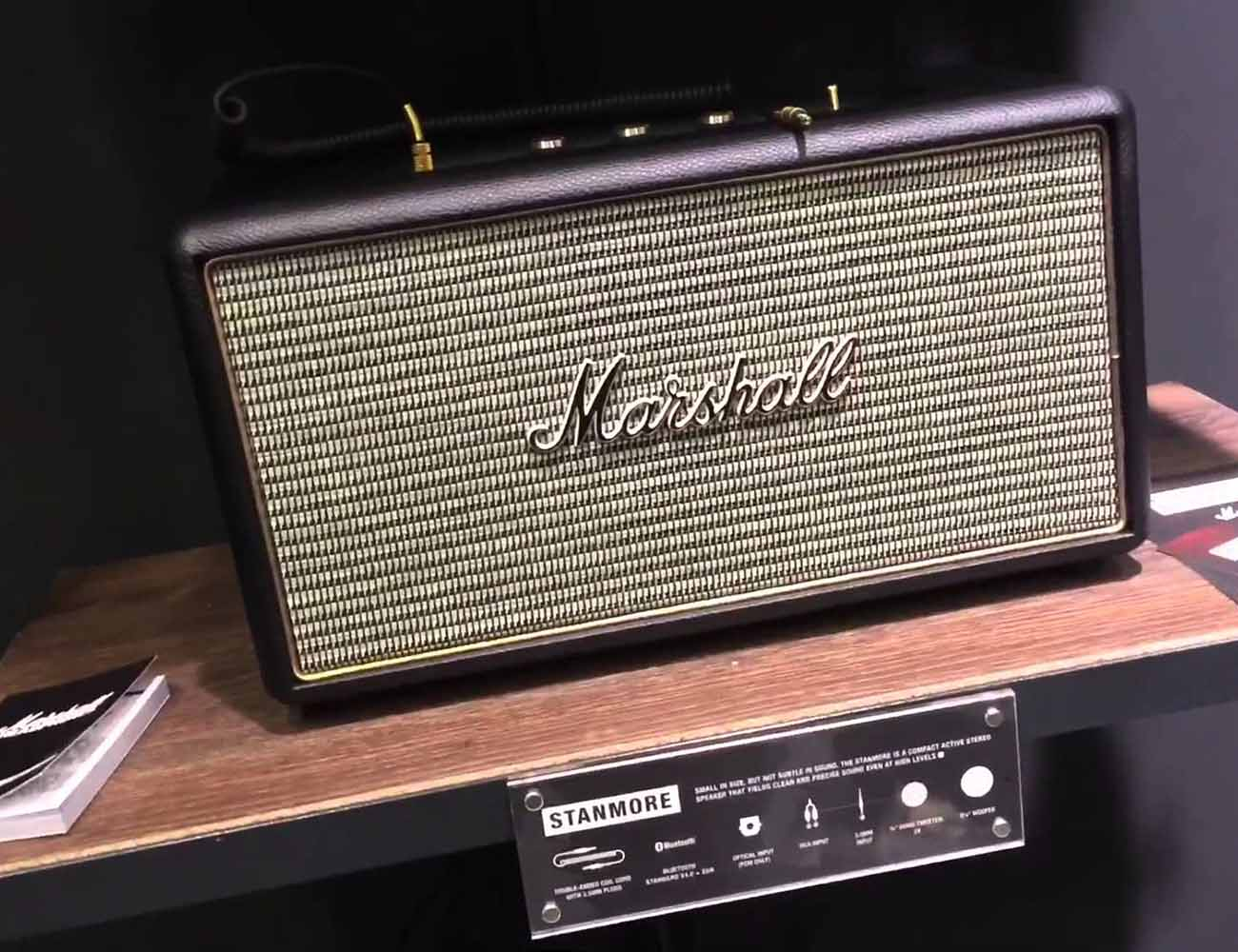The+Stockwell+Bluetooth+Travel+Speaker+By+Marshall