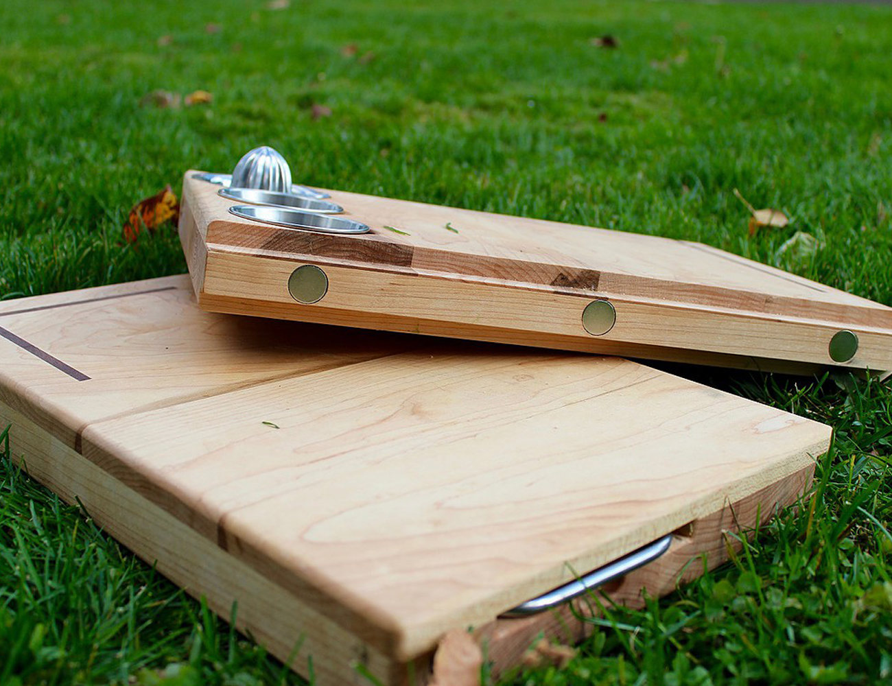 The Ultimate Cutting Board