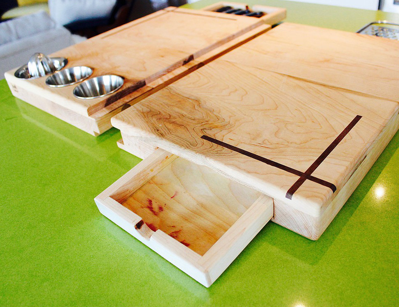The Ultimate Cutting Board
