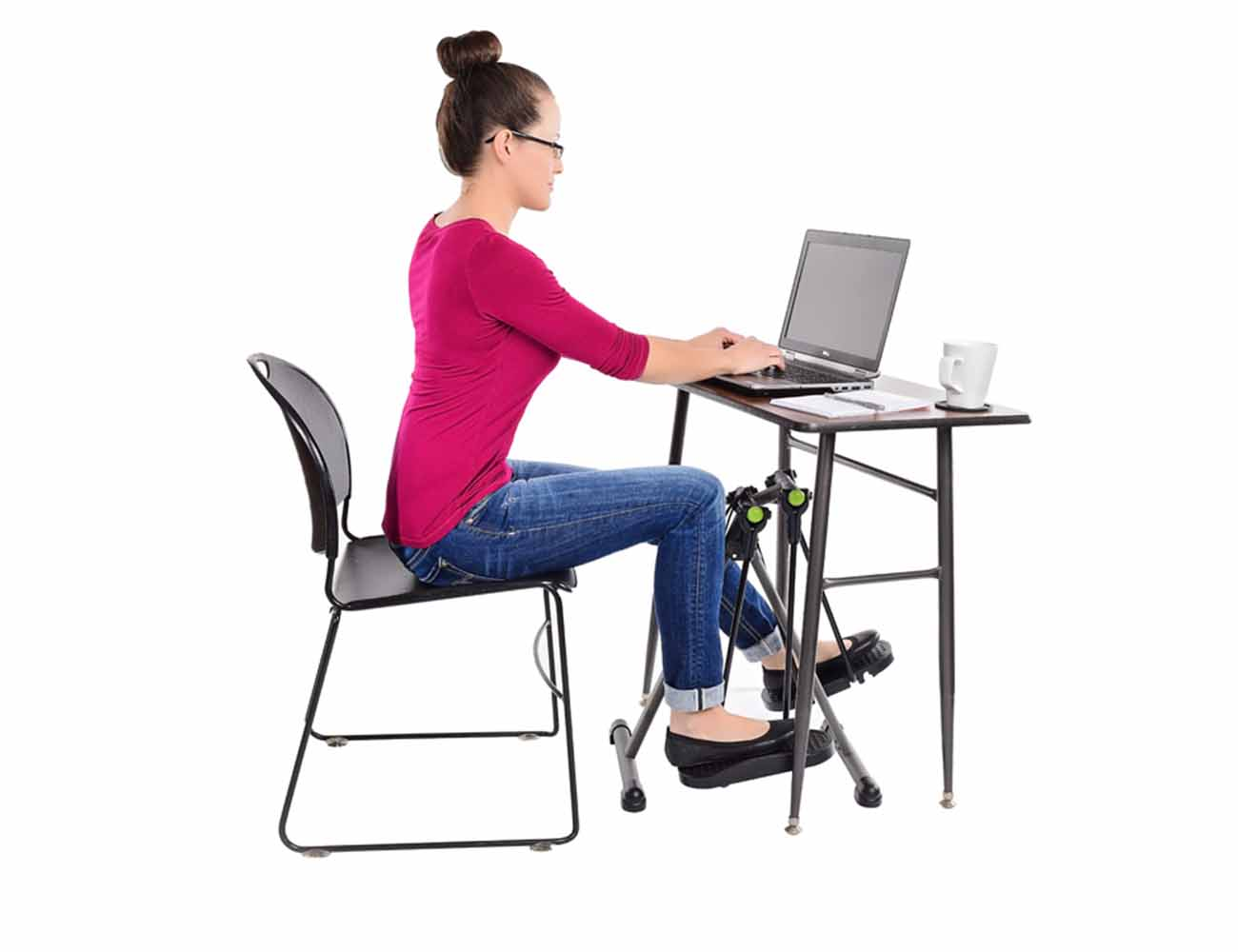 WIRK Orbit Under Desk Strider