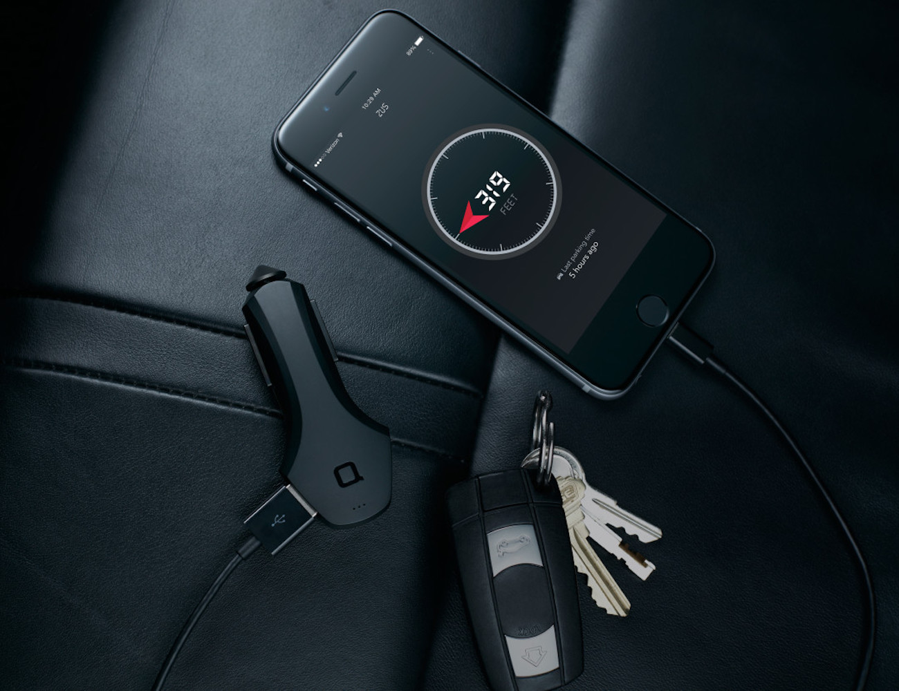 ZUS Smart USB Car Charger