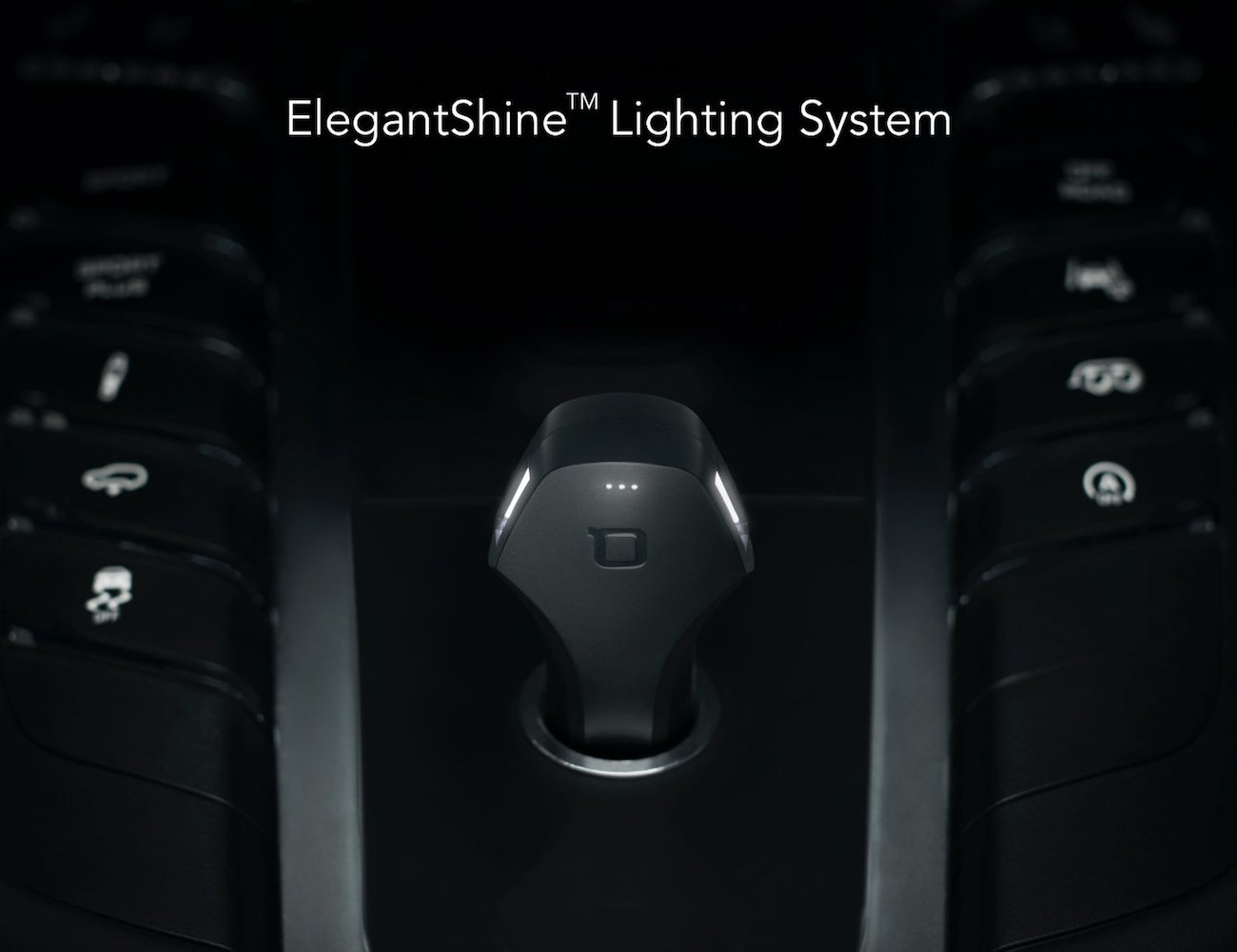 ZUS – The Smart USB Car Charger
