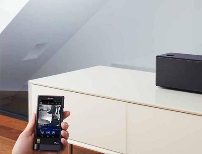 ZX2 High Resolution Walkman from Sony