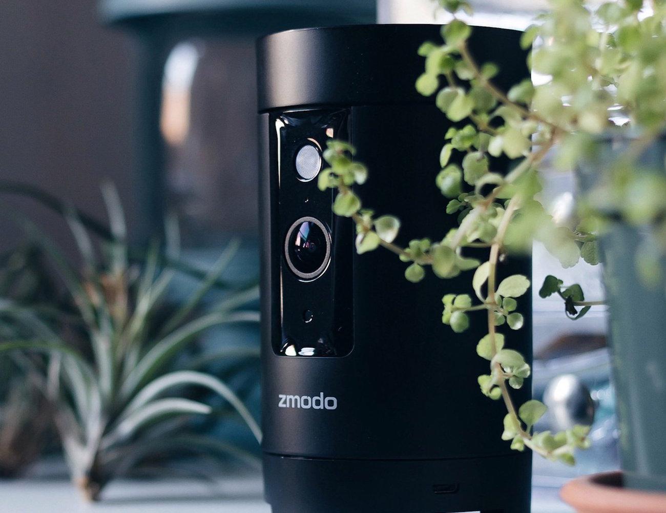 Zmodo Pivot 360 Robotic Camera & Smart Hub