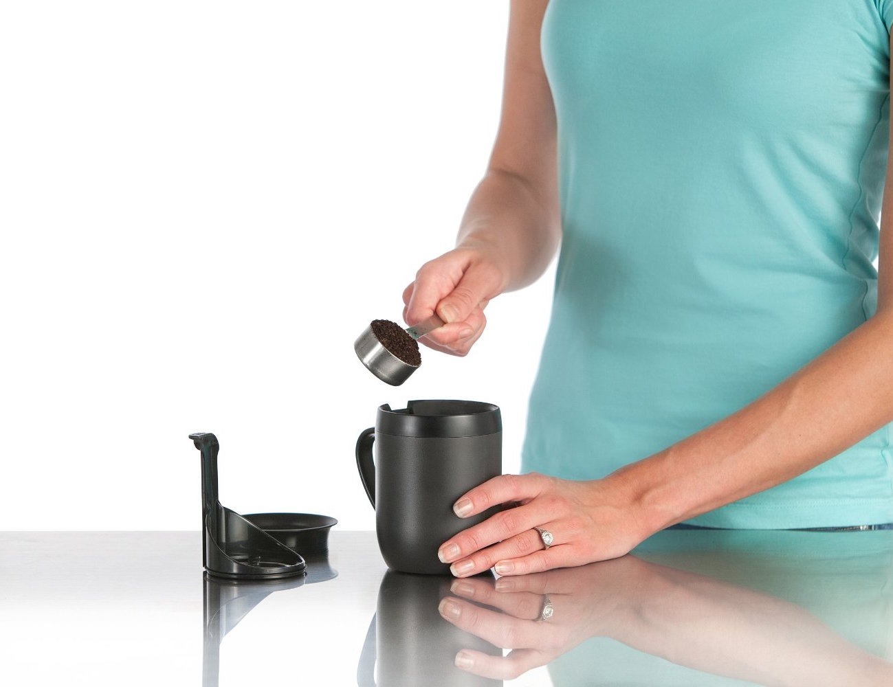 Zyliss – French Press and Coffee Mug