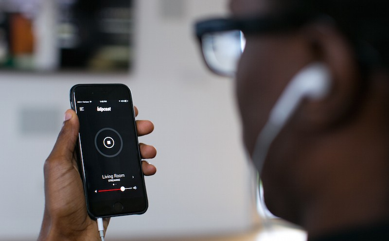 Blipcast Streams Audio from any Source to Your Smartphone for Discreet Listening