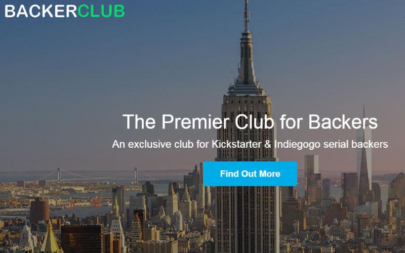 BackerClub