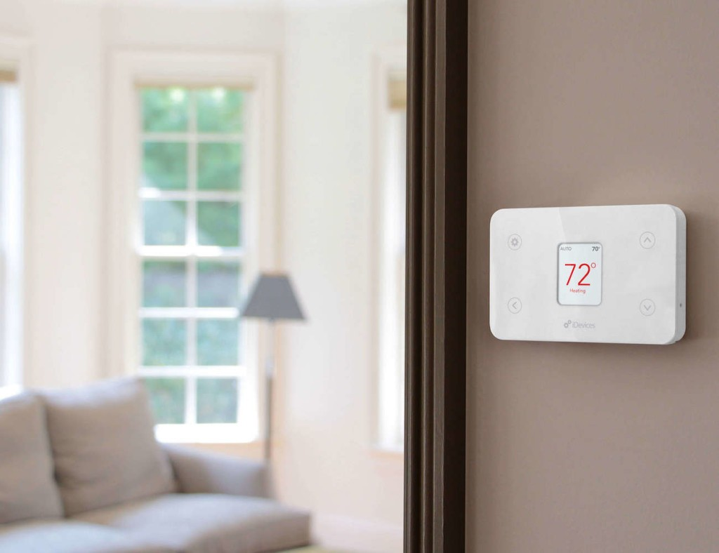 iDevices+Smart+Home+Thermostat