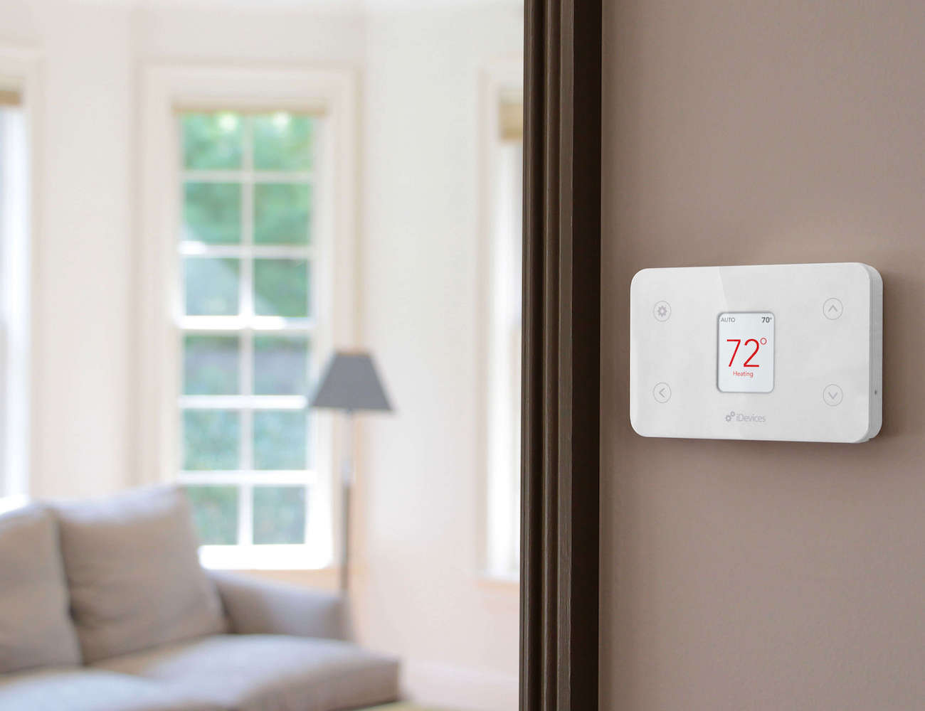 iDevices Smart Home Thermostat