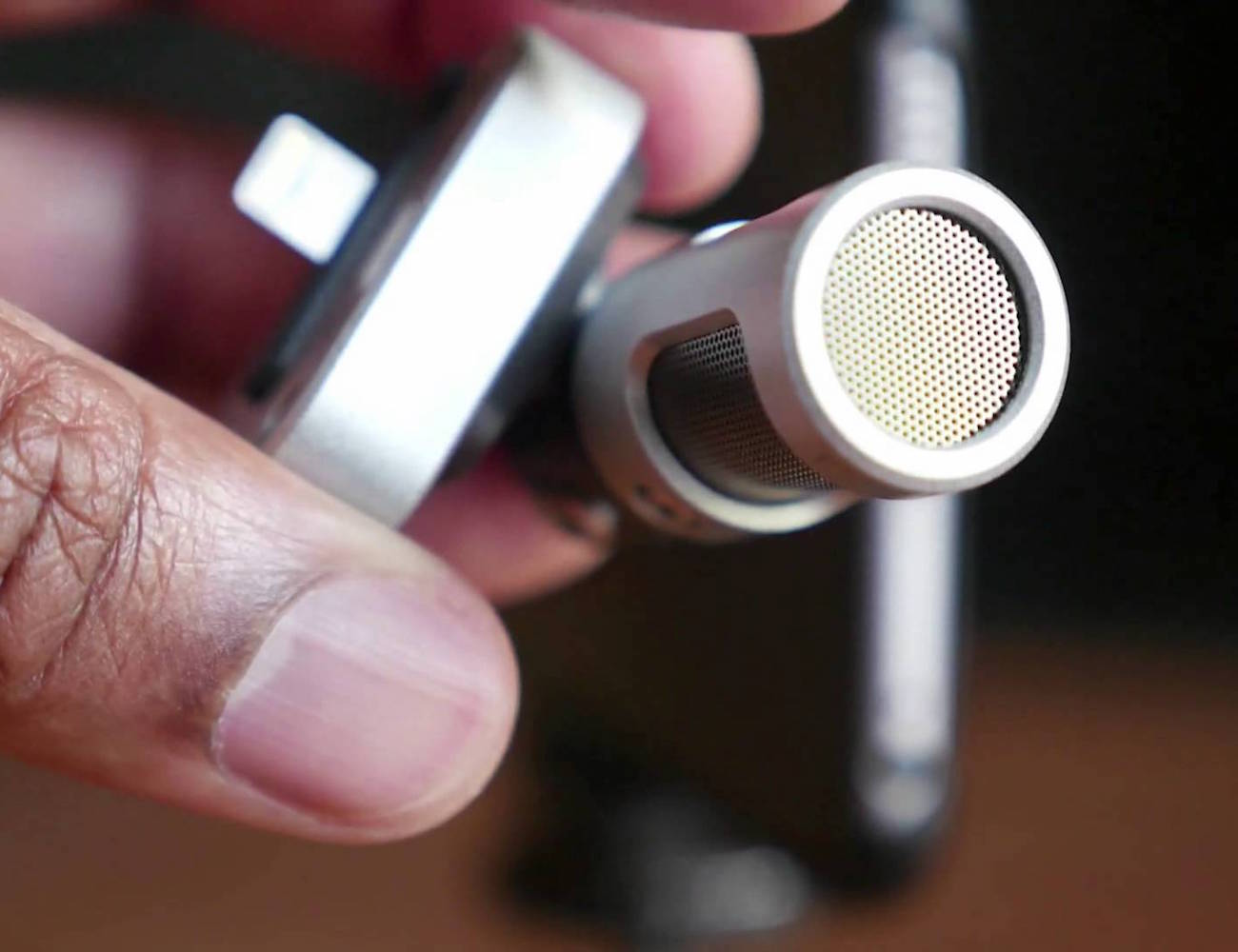 iOS Digital Stereo Microphone by Shure