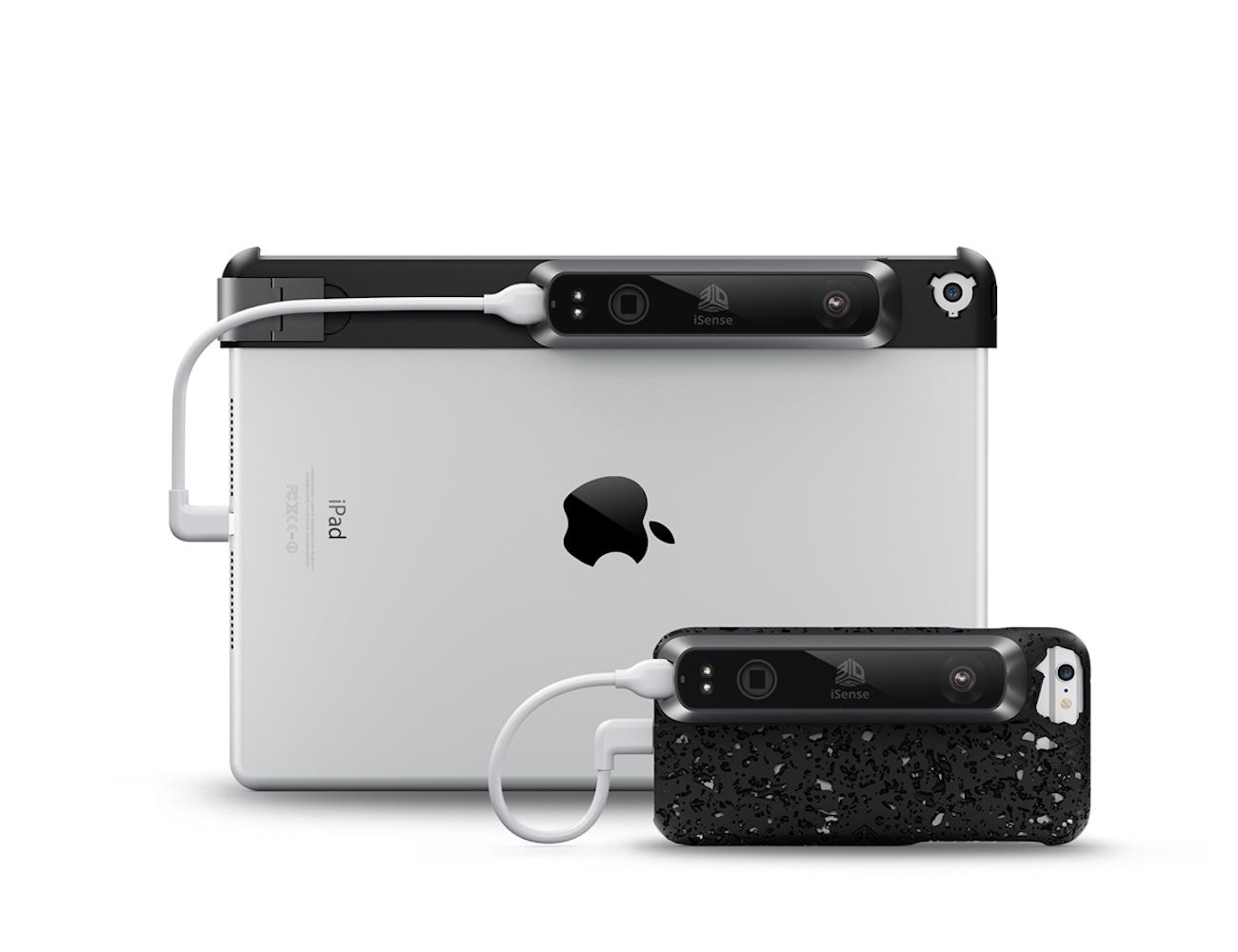 iSense 3D Scanner Kit for iPhone