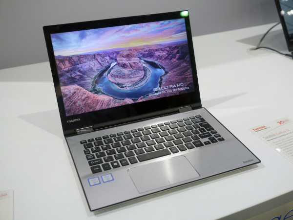 Toshiba Satellite Radius 12: Good Value for 4K