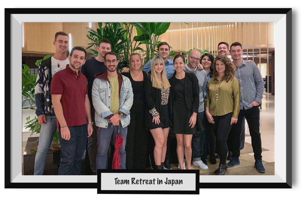 Gadget Flow Team Retreat 2018