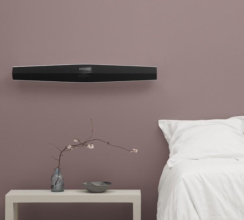 speakers in room