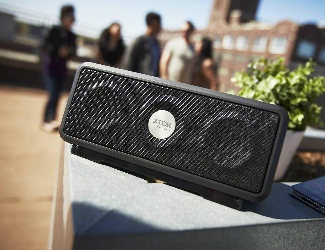 A33 Wireless Weatherproof Speaker by TDK Life on Record
