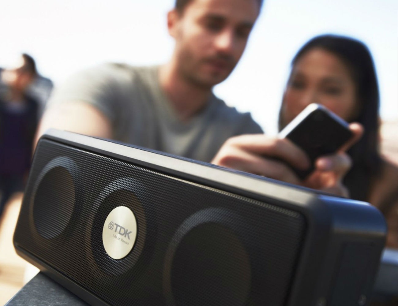 A33 Wireless Weatherproof Speaker by TDK Life on Record