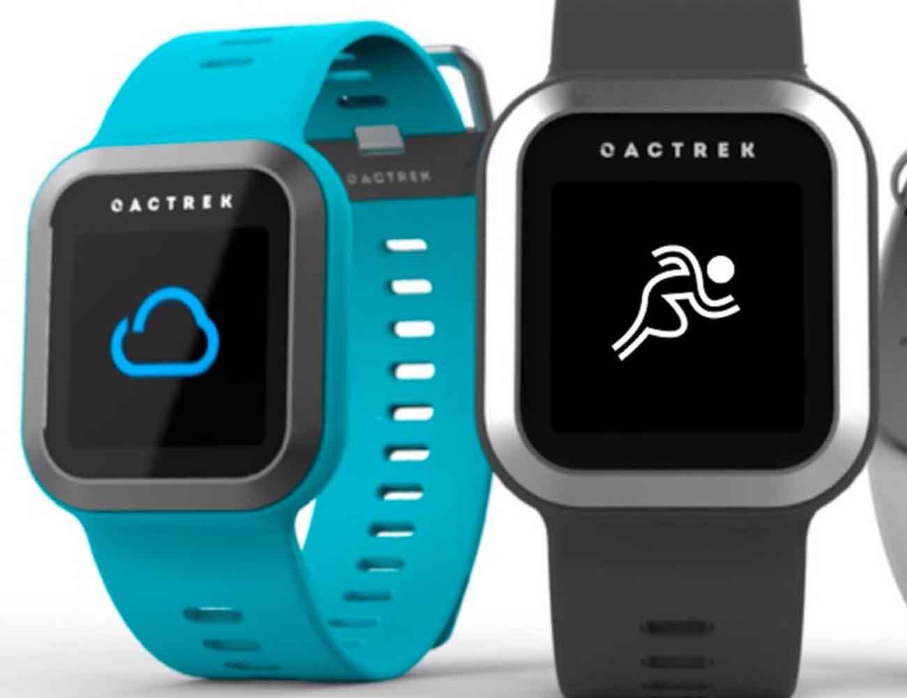 Actrek – The World's First Smart Fitness Wearable