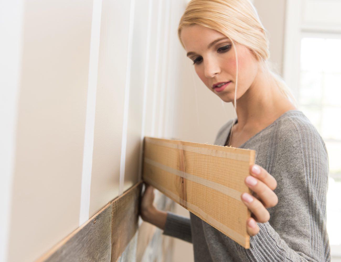 Artis Wall – Removable and Reusable Wall Planks